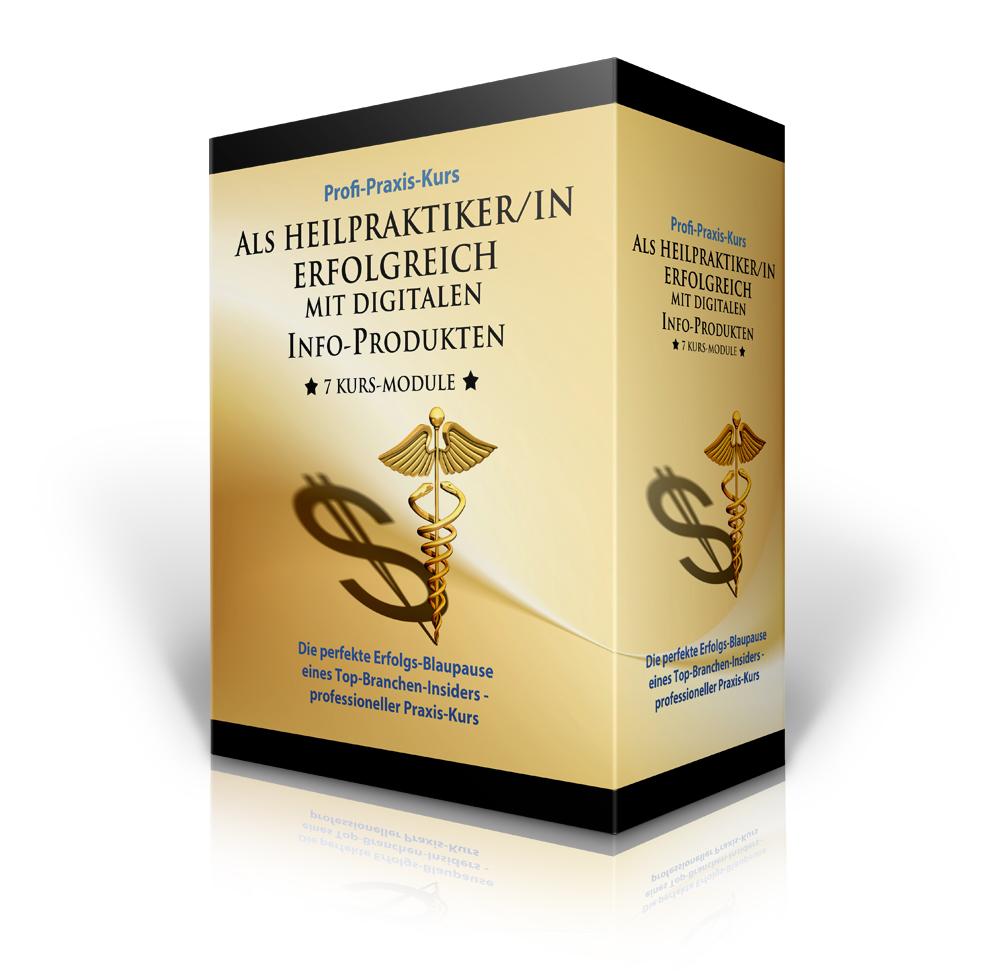 Der Profi-Praxis-Kurs für Heilpraktiker/innen
