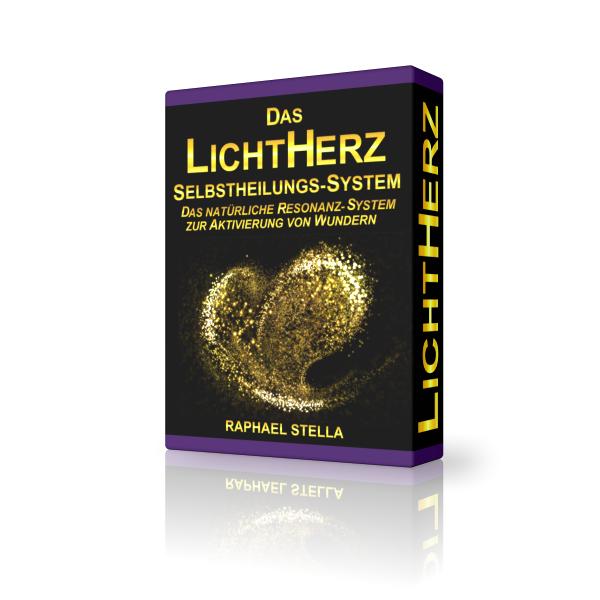 Das LichtHerz Selbstheilungs-System
