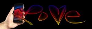 Mit Liebe manifestieren